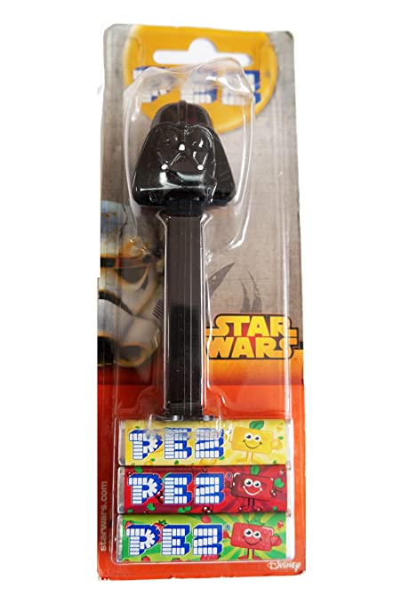 Star Wars Darth Vader dispensador de Pez