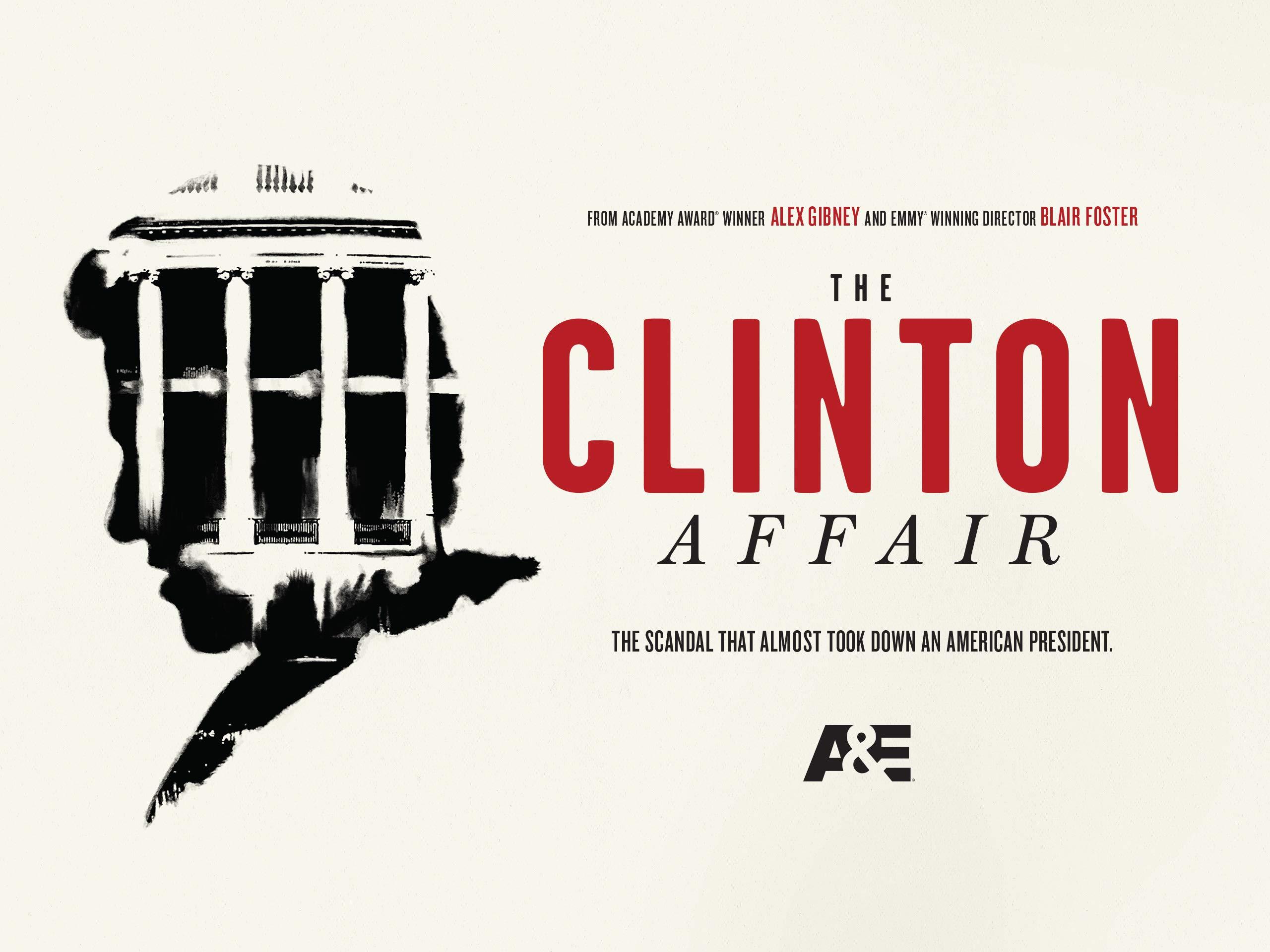 Amazon com: Watch The Clinton Affair Season 1 | Prime Video