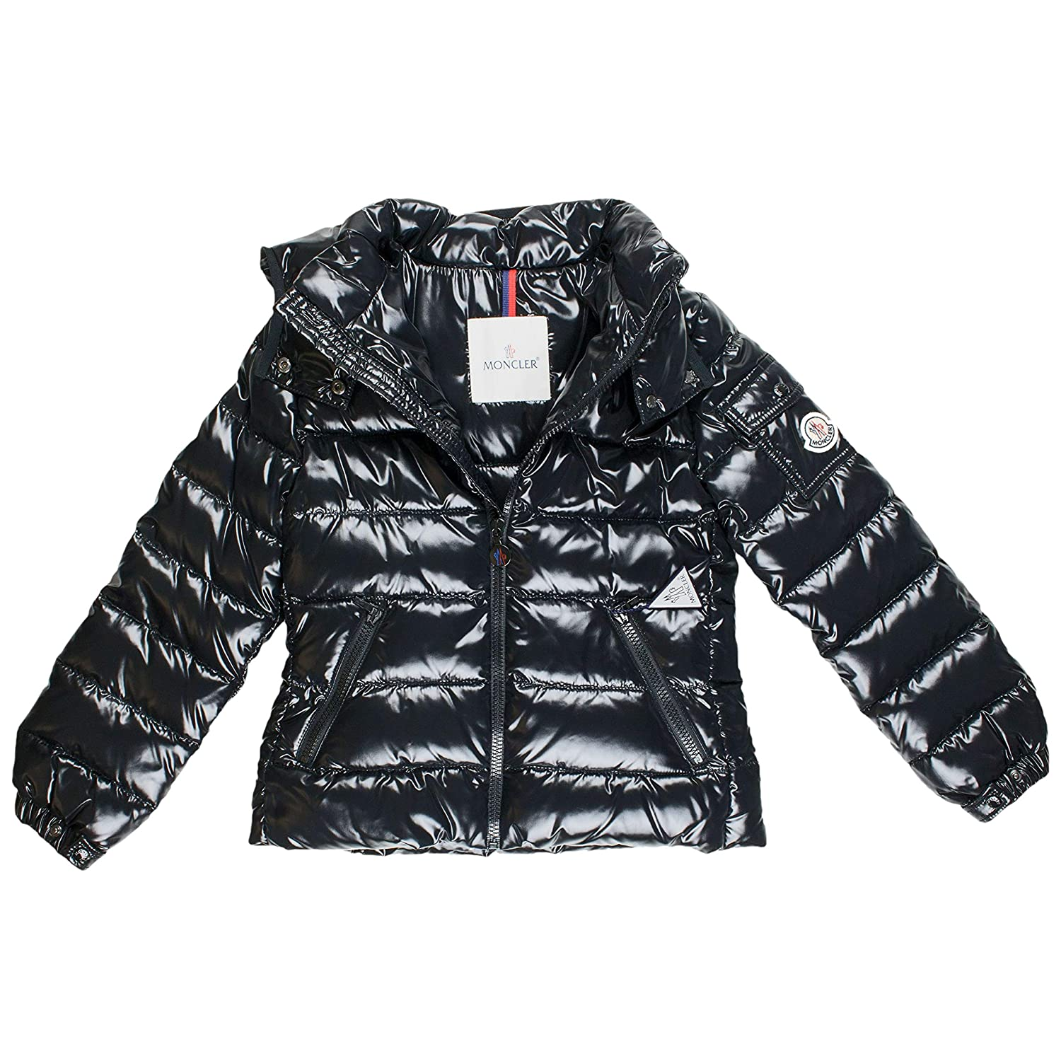 d7aed8aa06ad Moncler Bady Down Jacket Black  Amazon.co.uk  Clothing