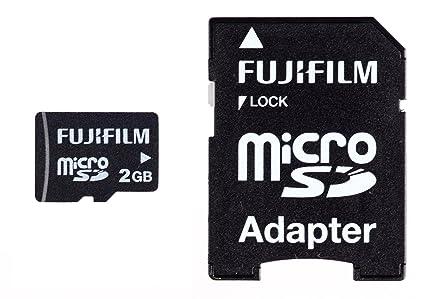 Fujifilm 2GB microSD 2GB MicroSD Memoria Flash - Tarjeta de ...