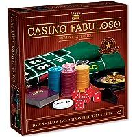Novelty 121 Casino Fabuloso Nocturno