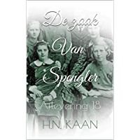 De zaak Van Spengler: Aflevering 18 (Time Detective Saga De Verstoteling)