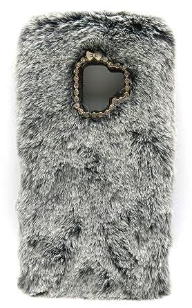 samsung fluffy case