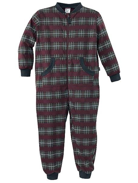 Calida - Pijama dos piezas - para niño English Red 8 años : Amazon.es: Ropa y accesorios