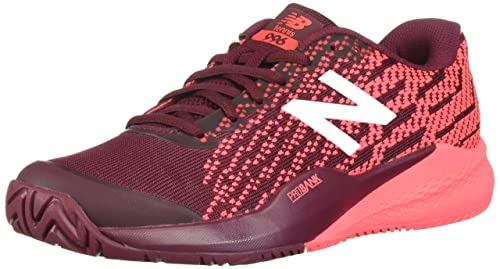 Amazon.com | New Balance Womens WCH996O3, Maroon, 9 B US ...