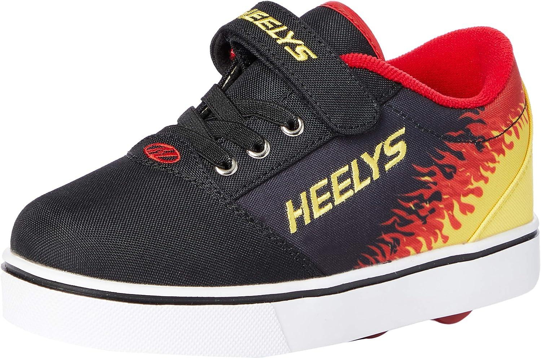 He100722 Chaussure de Piste dathl/étisme Mixte Enfant Heelys X2 Pro 20 X2