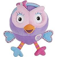 Giggle & Hoot AG3109 - Hootabelle BeanieStuffed Plush Toy,18 x 16 x 15cm