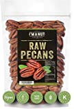 Raw Pecans Halves, 44oz (2.75 Pounds) Compares to Organic, NO PPO, Unpasteurized, 100% Natural, Extra Fancy, No…