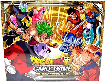 Bandai BCLDBUB1008 Dragon Ball Super Card Game: Ultimate Box: Amazon.es: Juguetes y juegos