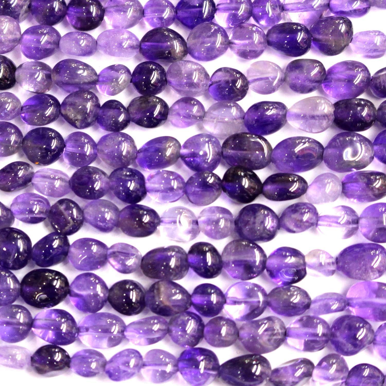 8mm approx 36 Strand 5mm High Quality Grade A Natural Crystal Quartz Semi-precious Gemstone Chips Nuggets Beads
