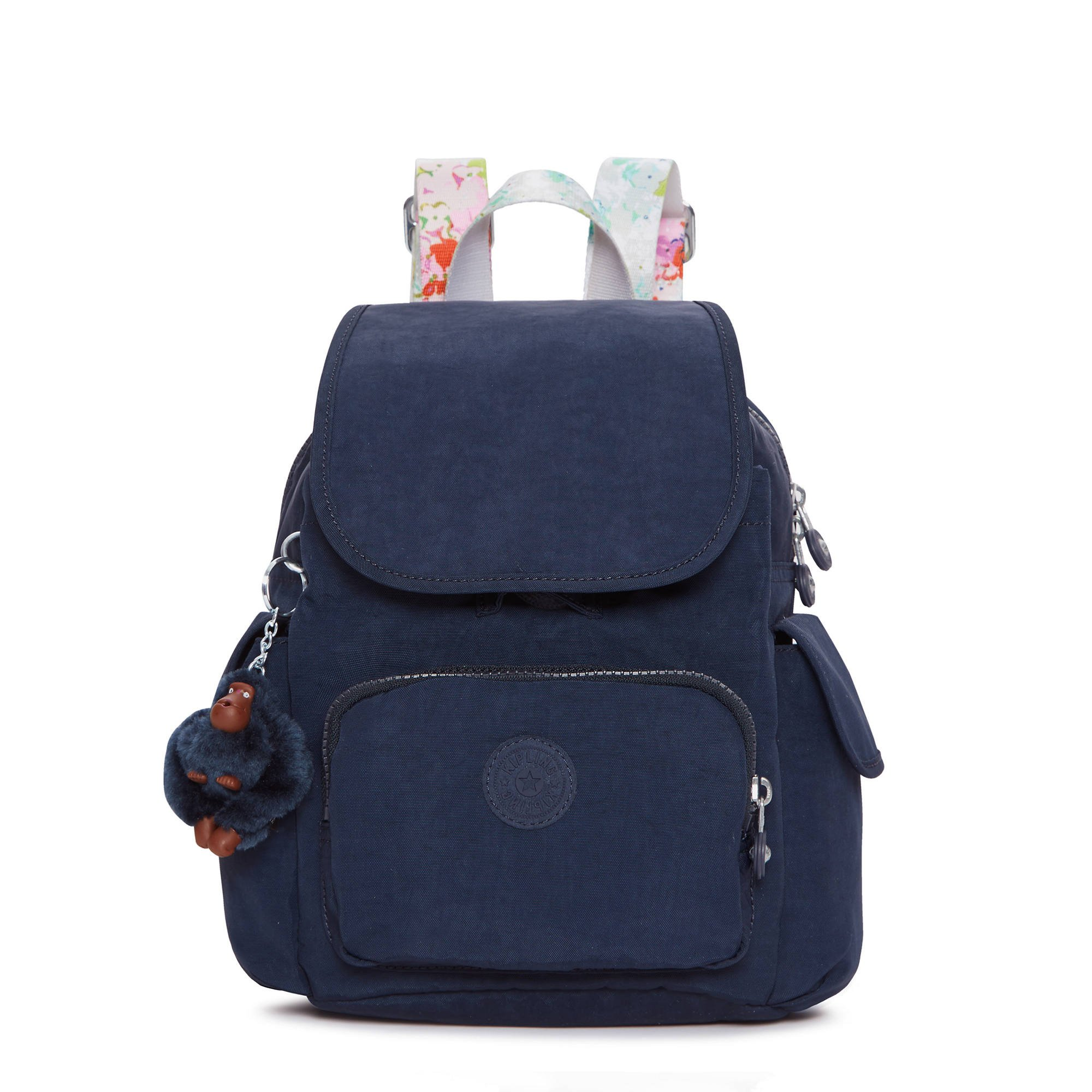 Kipling Women's Ravier Extra Small Backpack One Size Blue
