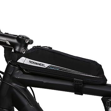 Amazon.com: Roswheel Race Series - Bolsa para cuadro de ...