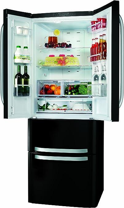 Hotpoint-Ariston - E4DAABC - Réfrigérateur combiné 3 portes pose libre - 415 L