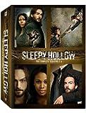Sleepy Hollow The Complete Series(DVD,2017,Seasons 1-4,18-Disc Set) 1 2 3 4