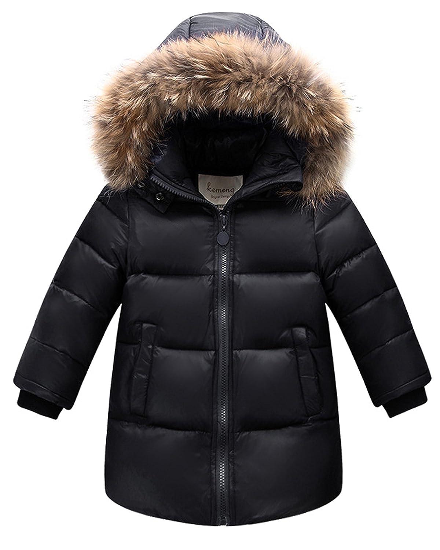 Aiffer Aiffer Groß Jungen Mädchen Unten Mantel Winter Parka