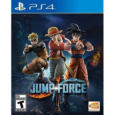 Jump force, Standard Edition - PlayStation 4: Bandai Namco Games Amer: Video Games