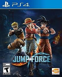 Jump force, Standard Edition - PlayStation 4 ... - Amazon.com