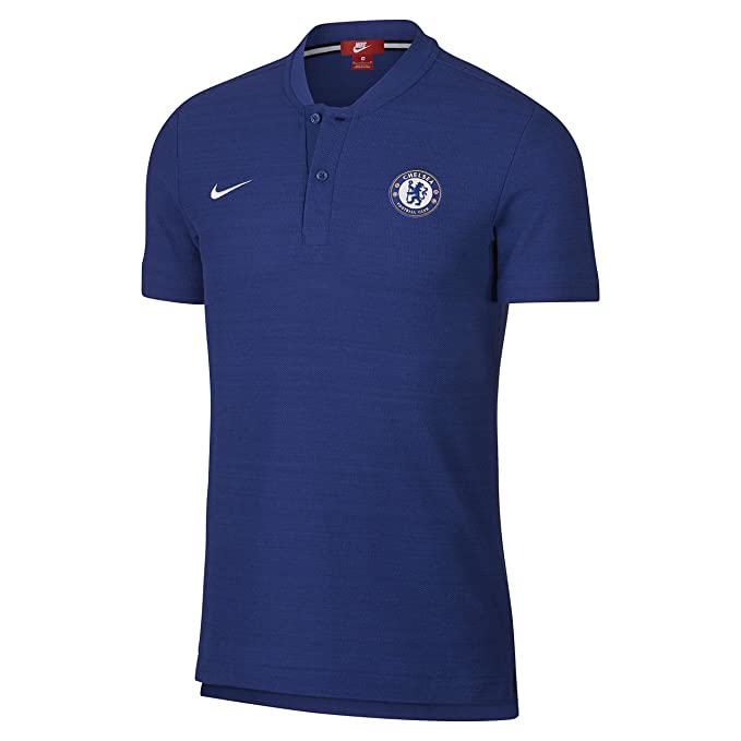 Nike CFC M NSW GSP Fran Pq Aut - Polo Shirt Hombre: Amazon.es ...
