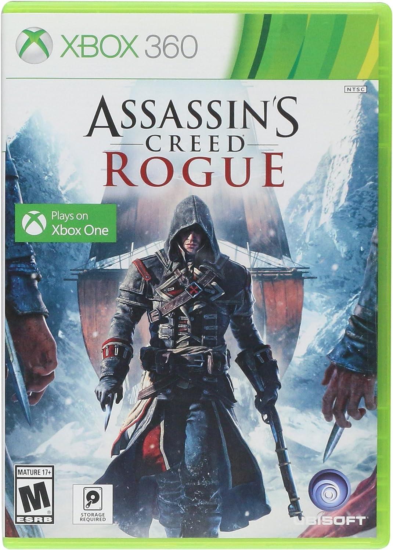 Ubisoft Assassins Creed Rogue - Juego (Xbox 360, Acción, M (Maduro ...