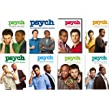 Psych: Seasons 1-8 (Dvd)