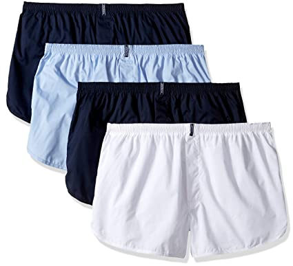 38694a65a8 Jockey Men s Underwear Tapered Boxer - 4 Pack at Amazon Men s ...