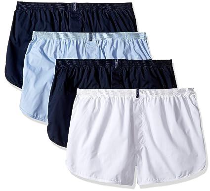 6252c0c105b3 Jockey Men's Underwear Tapered Boxer - 4 Pack at Amazon Men's ...
