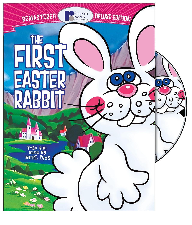 Amazon The First Easter Rabbit Deluxe Edition Burl Ives Paul Frees Robert Morse Jr Arthur Rankin Jules Bass Movies TV