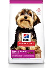 Hill's Science Diet Adult Small & Toy Breed Lamb Meal & Rice Recipe Dry Dog Food, 4.5-Pound