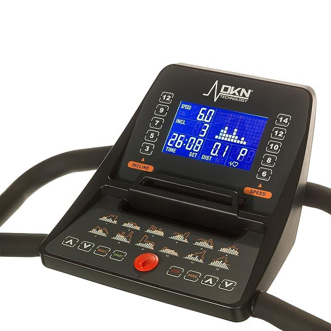 DKN - Treadmill airun x. Cinta de Correr: Amazon.es: Deportes y aire libre