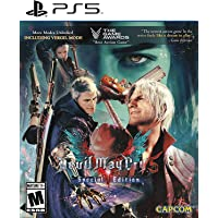 Devil May Cry 5: Special Edition - PlayStation 5