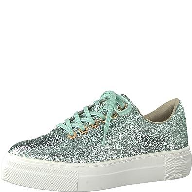 Tamaris Größe Bis It 37 Damen Sneaker Mit Touch Mint Von 41 Fußbett Pnkw8X0O