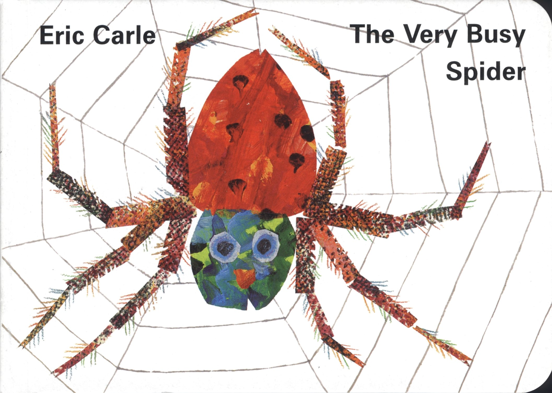 the very busy spider amazon co uk eric carle 9780241135907 books
