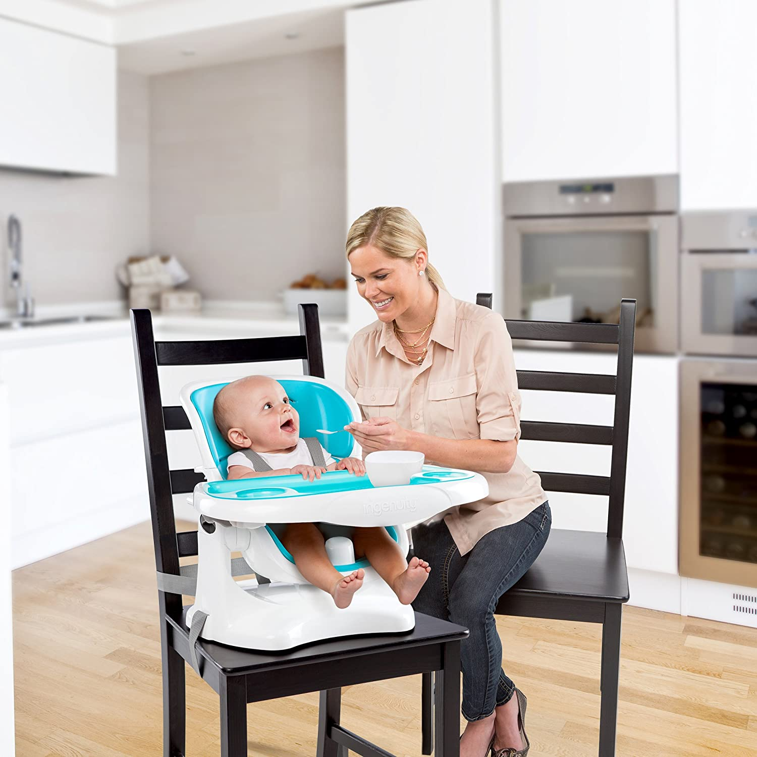 Amazon Ingenuity SmartClean ChairMate Chair Top High Chair