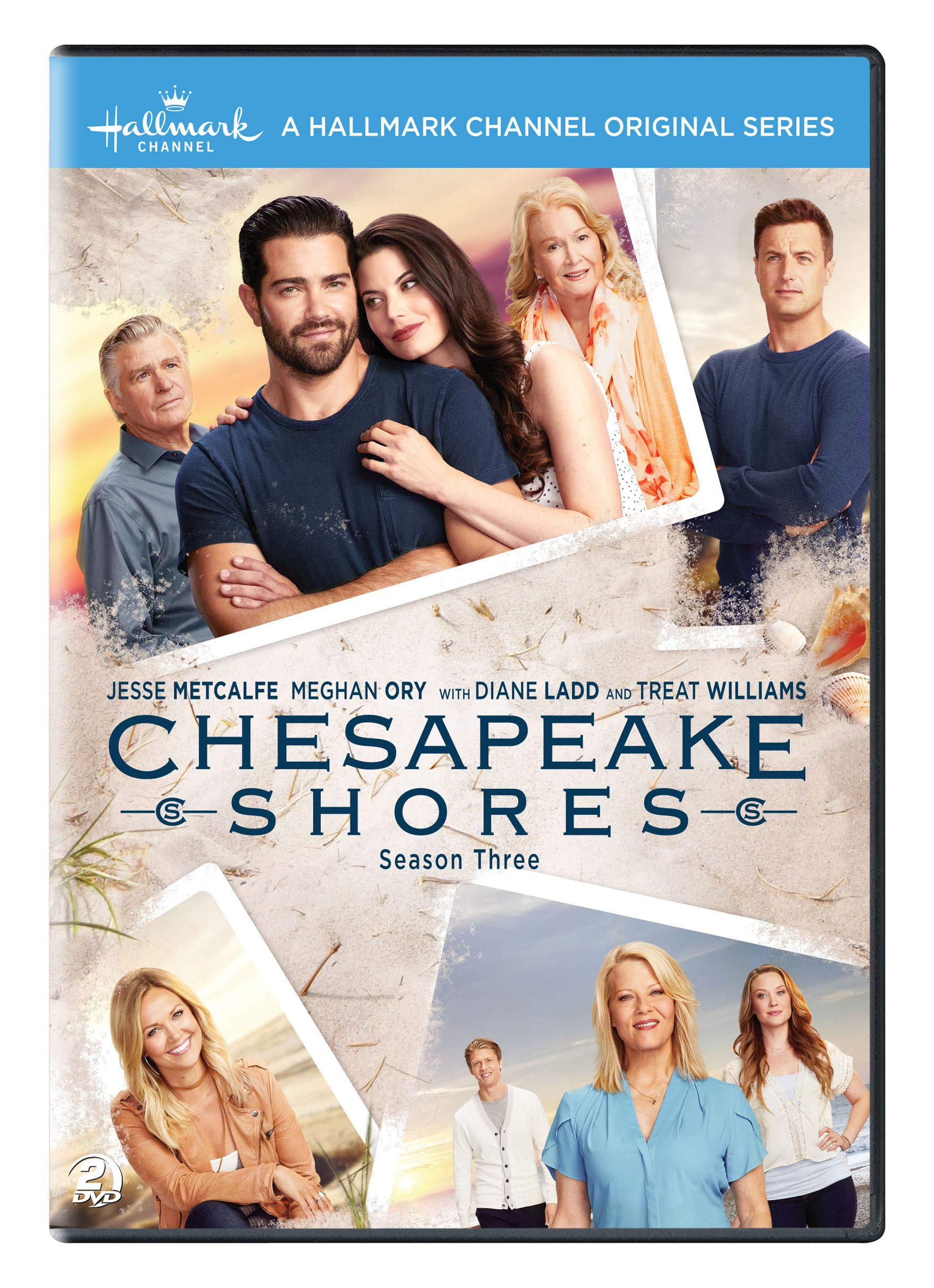 Book Cover: Chesapeake Shores: Season 3