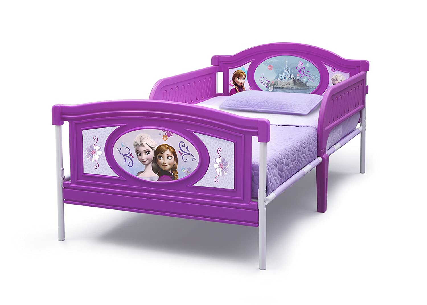 . Amazon com  Delta Children Twin Bed  Disney Frozen  Baby