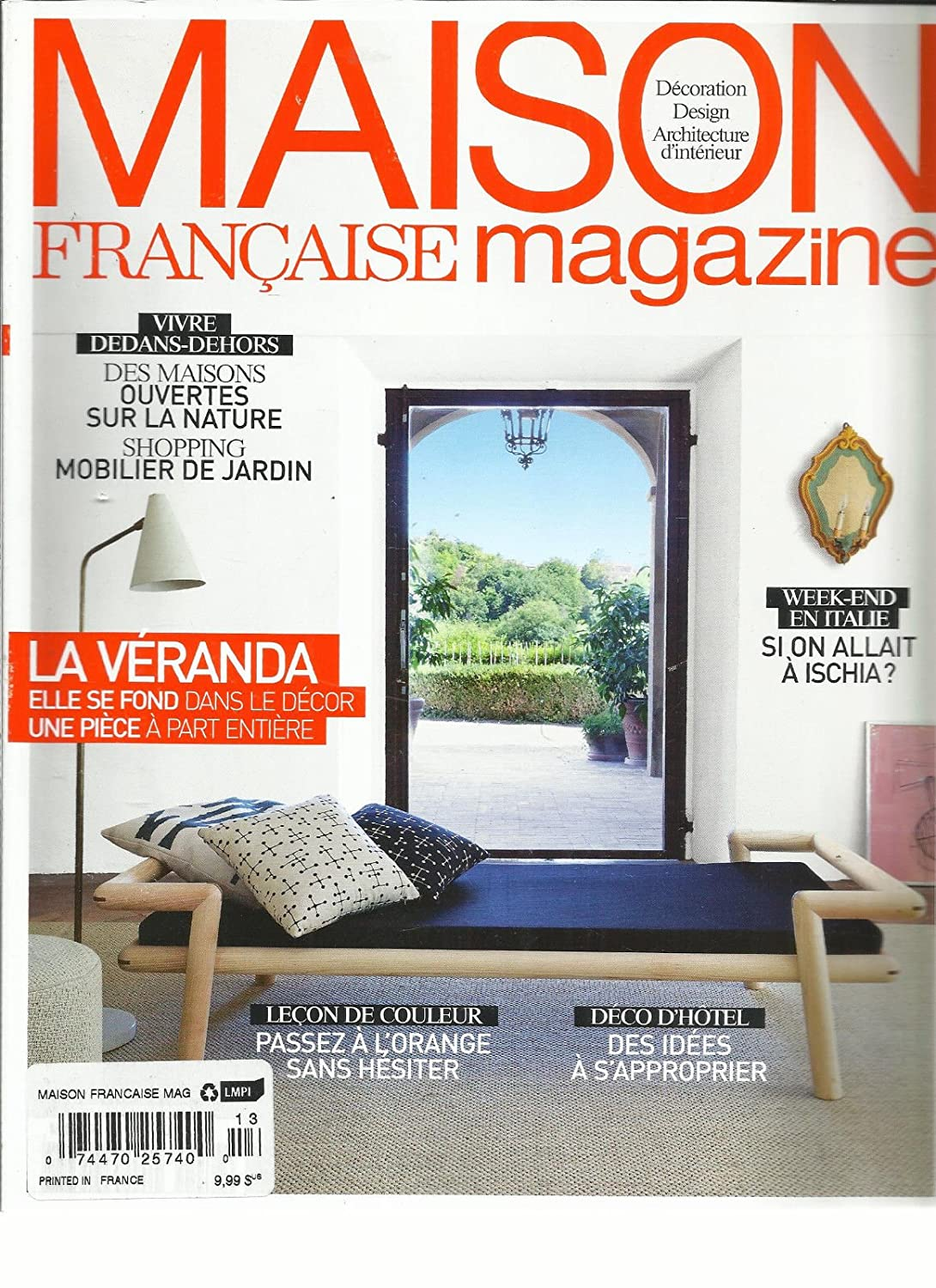 Amazon.com : MAISON FRANCISE MAGAZINE JUNE, 2015 (DECORATION ...