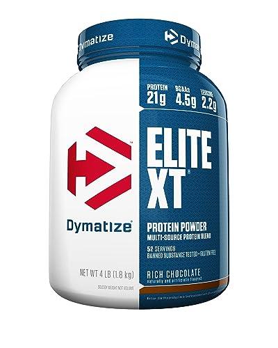 Dymatize Elite XT Extended Release Whey & Casein Protein