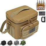 DBTAC Tactical Lunch Bag, Large Insulated Lunch Box for Men Women Adult | Durable School Lunch Pail for Kids | Leakproof…