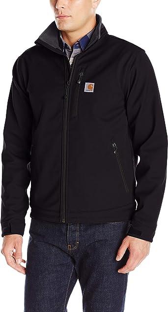 Black Medium ~ Z6 Carhartt Men/'s Crowley Jacket