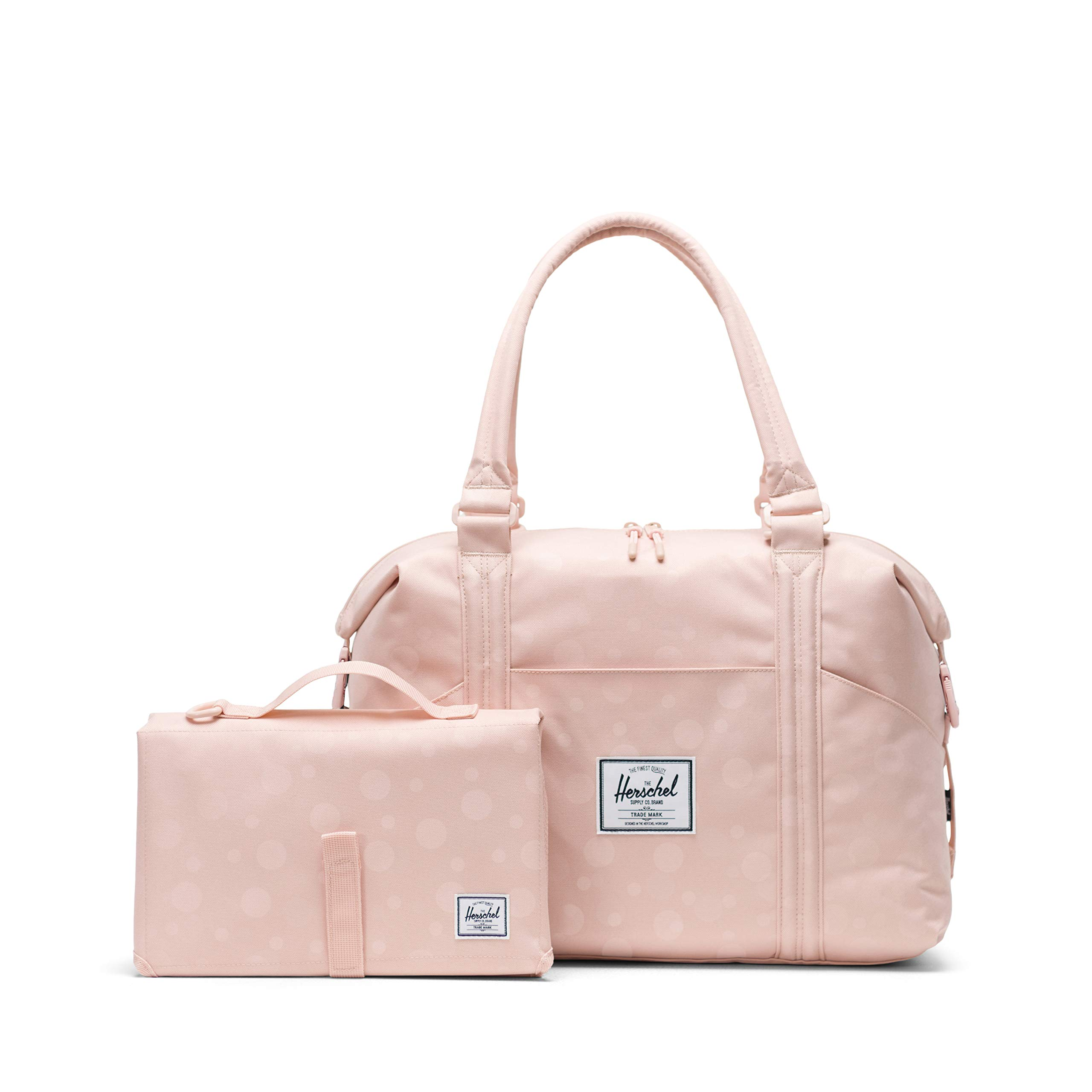 Herschel Baby Strand Sprout Shoulder Bag, Polka Cameo Rose, One Size