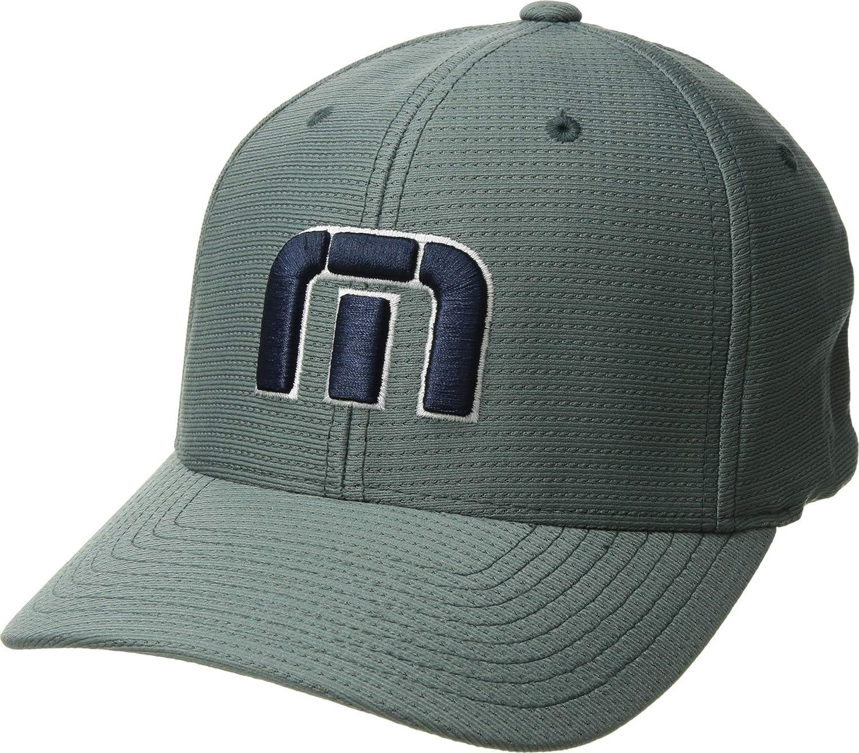ead3d6547 TravisMathew Men's B-Bahamas Hat Balsam Green L/XL at Amazon Men's ...