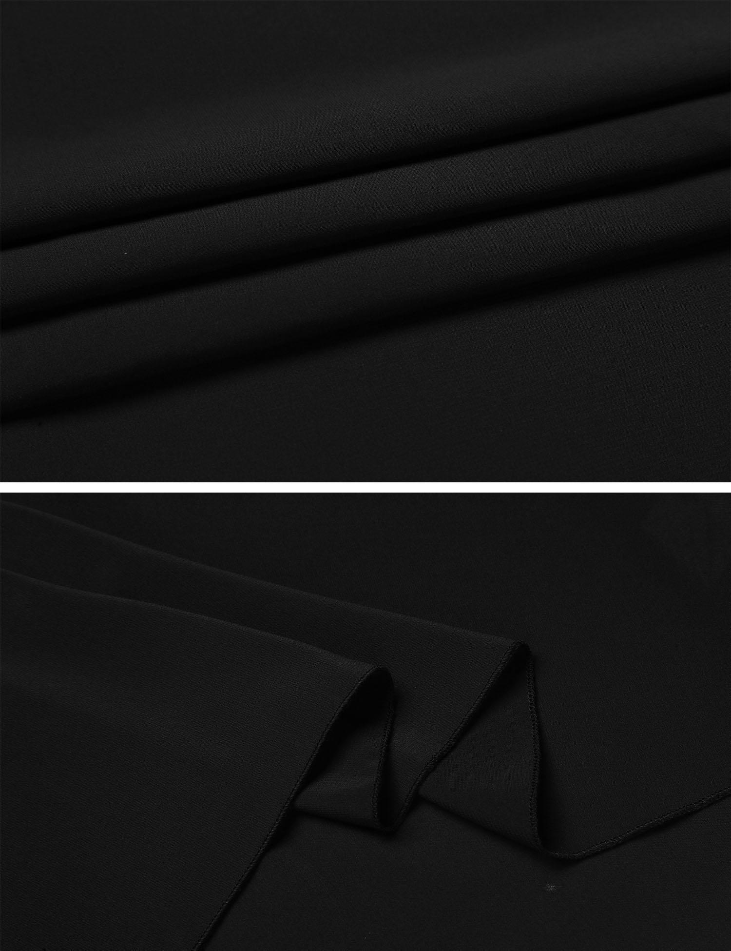 Ceanfly - Bata - para mujer negro EU 44-46: (Tallas De Fabricante:Large)
