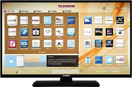 Telefunken D39F446A TV LED 98 cm 39 Pulgadas Clase energética A: Amazon.es: Electrónica