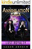 The Annihilation Saga: Lost Royalty