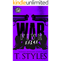War 5: Karma (The Cartel Publications Presents) (War Series by T. Styles) book cover