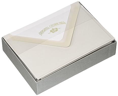 Original Molino Crown Silver Line C6 textura tarjeta ...