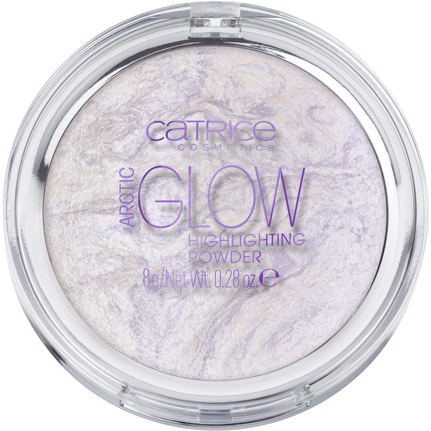 Catrice Teint Highlighter Arctic Glow Highlighting Powder Nr. 010 Jupiter's Glow 8 g