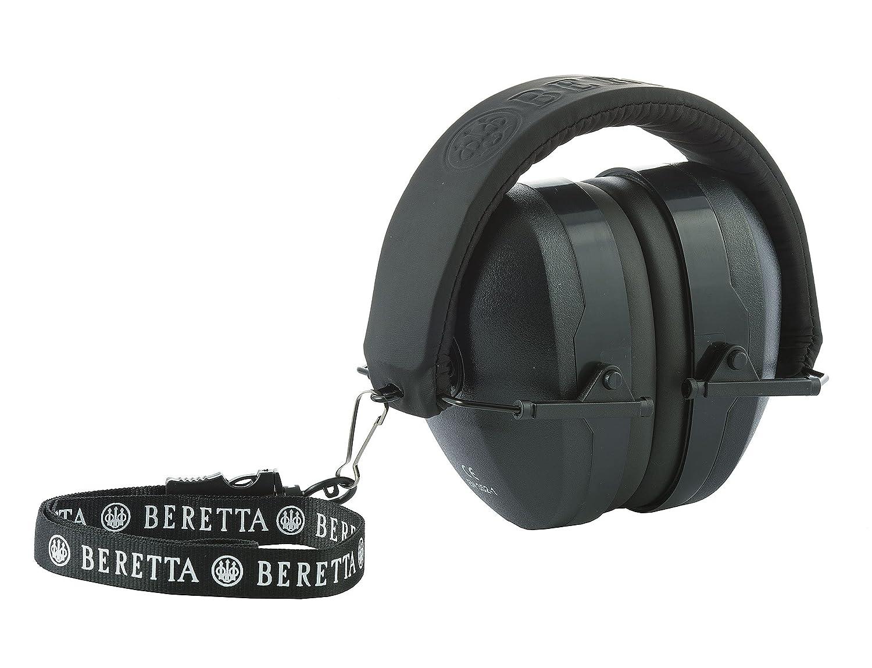 BERETTA(ベレッタ) 防音 Shooting Earmuf GridShell Earmuff グリッドシェル イヤーマフ 射撃用 ブラック QCF0210020999 ブラック B078JFJP3F