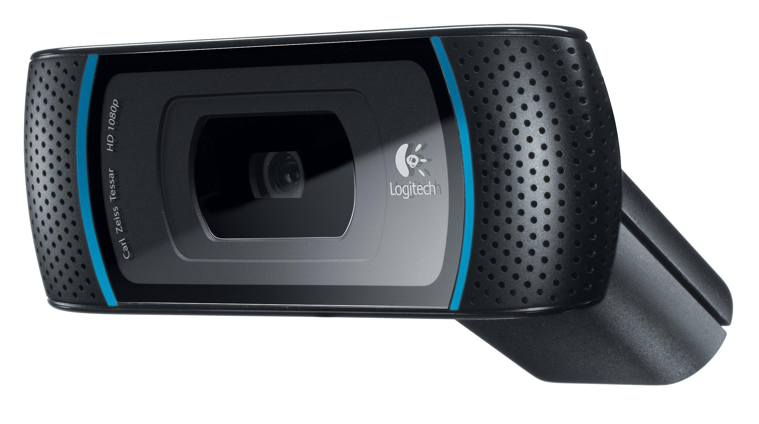 NEW Logitech HD Pro Webcam C910 (Cameras & Frames) by Logitech (Image #2)