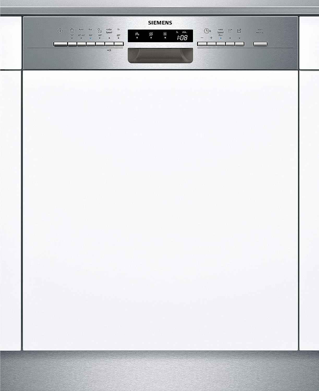 Siemens iQ300 SN536S00KE lavavajilla Totalmente integrado 13 ...